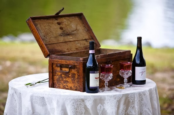 Wedding Ceremony Elements | 13 Unity Wine Ceremony Options