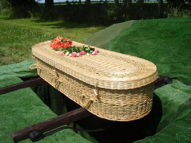 Funeral Celebrants | Green Funerals? The Future is here Today!