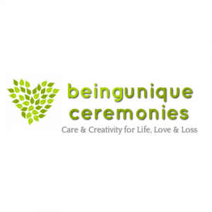 Being Unique celebrant logo