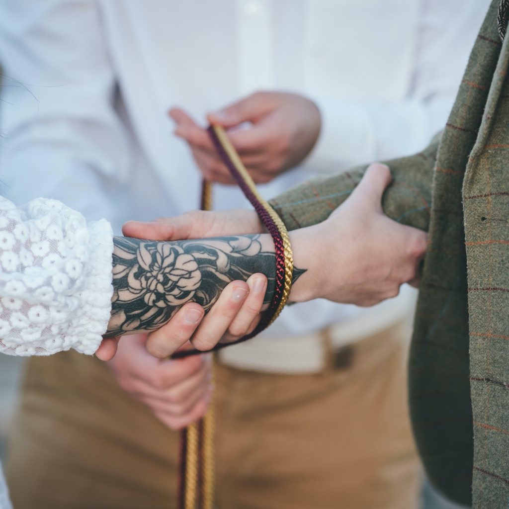Everything You Need to Know About Handfasting