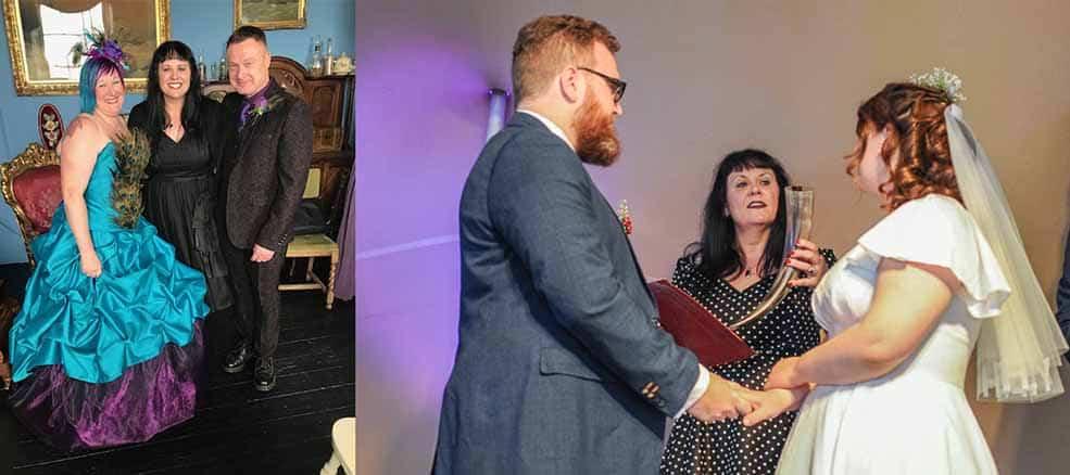 wedding celebrant yorkshire
